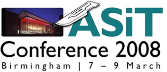ASiT Conference 2008 logo