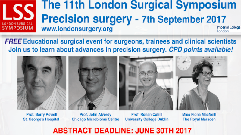 11th London Surgical Symposium