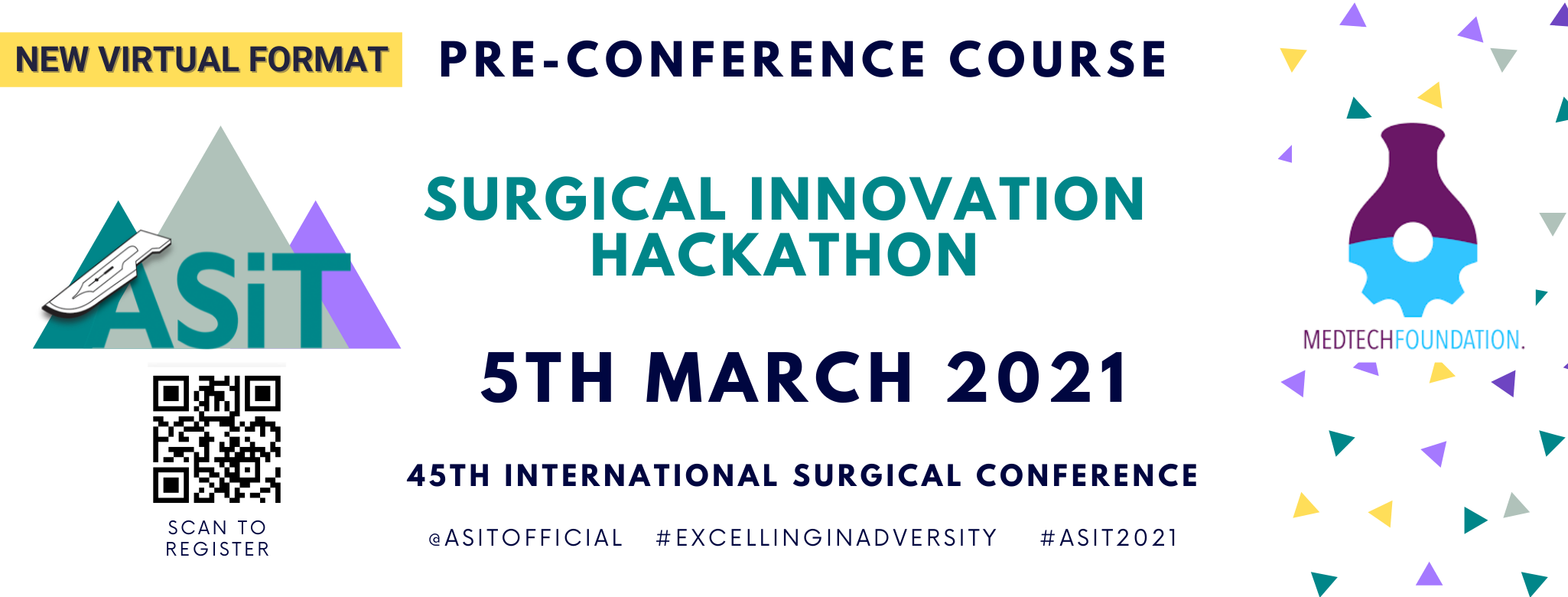 Surgical Innovation Hackathon: Pre-Conference Course