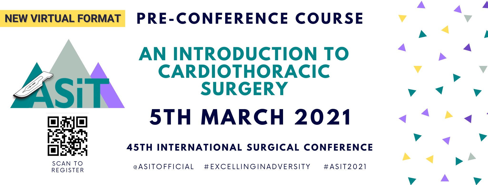 Introduction to Cardiothoracic Surgery: Pre-Conference Course
