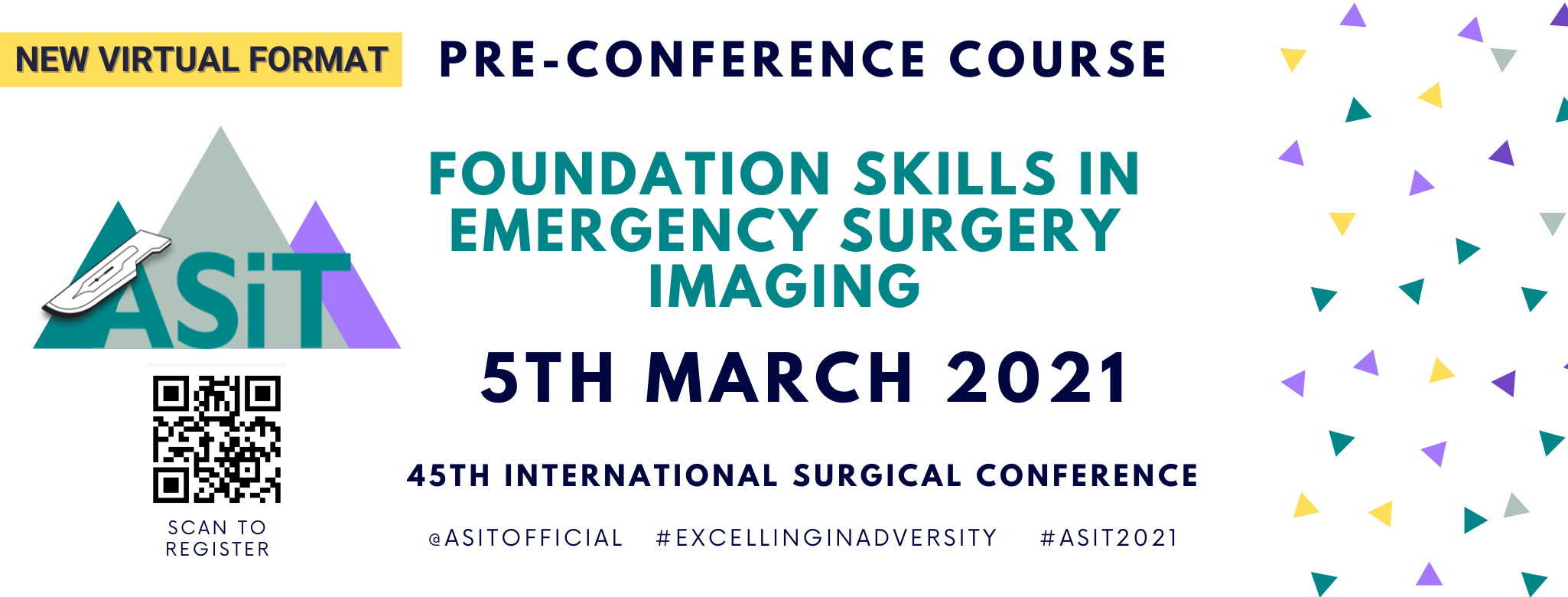 Foundation Skills in Emergency Surgery Imaging: Pre-Conference Course