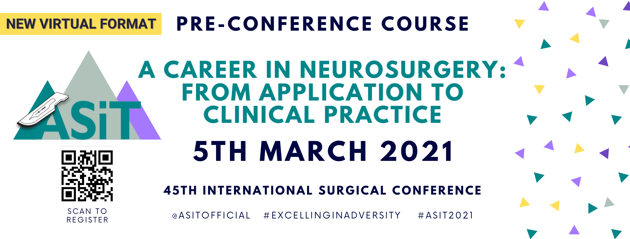 A Career in Neurosurgery: Pre-Conference Course