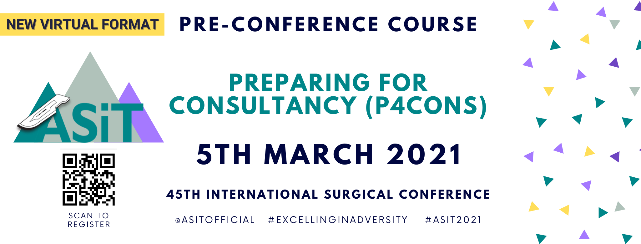 ASiT Preparing for Consultancy (P4Cons): Pre-Conference Course