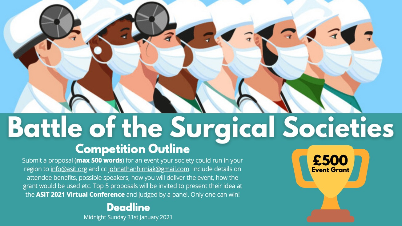 ASiT Battle of the Surgical Societies
