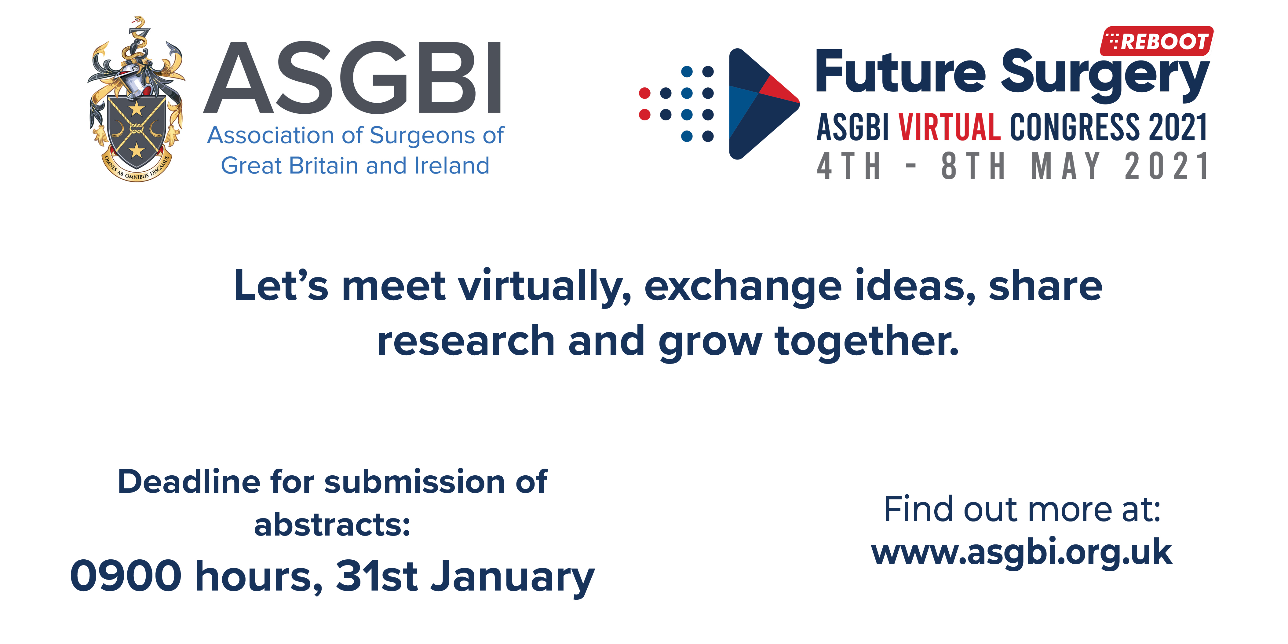 ASGBI Virtual Congress 2021