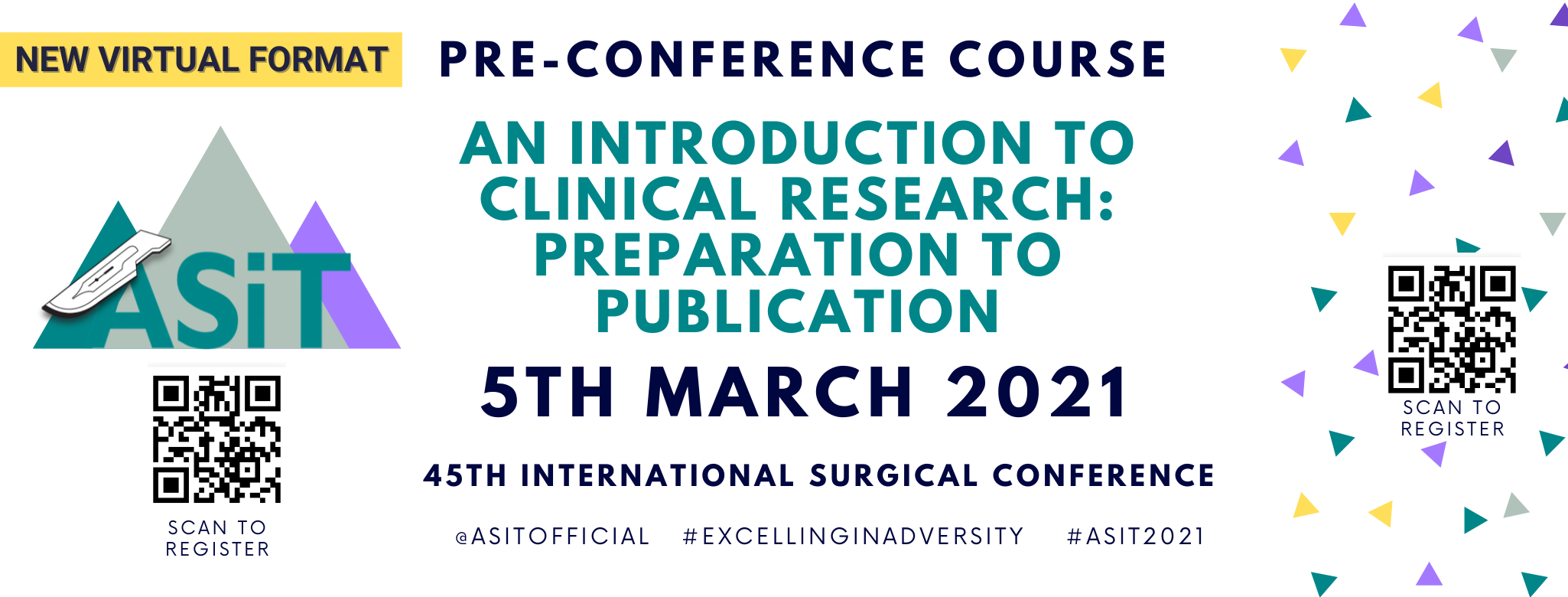 An Introduction to Clinical Research: Pre-Conference Course