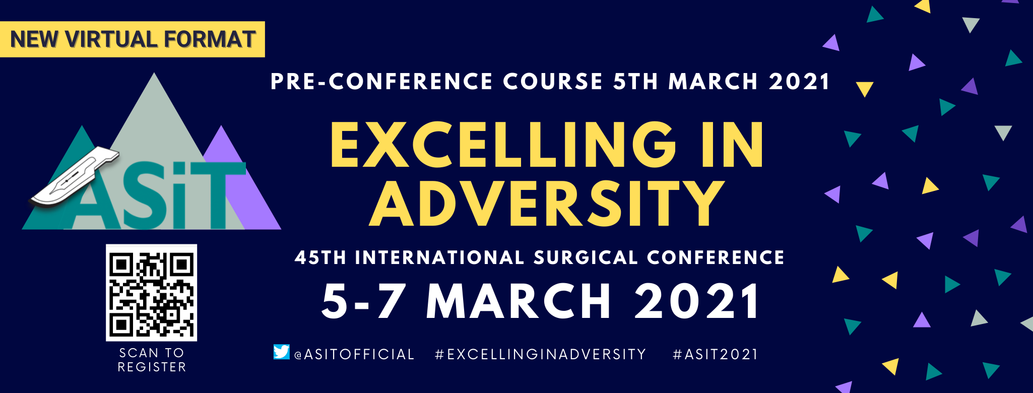 ASiT Annual Conference 2021 - Conference Programme Announced
