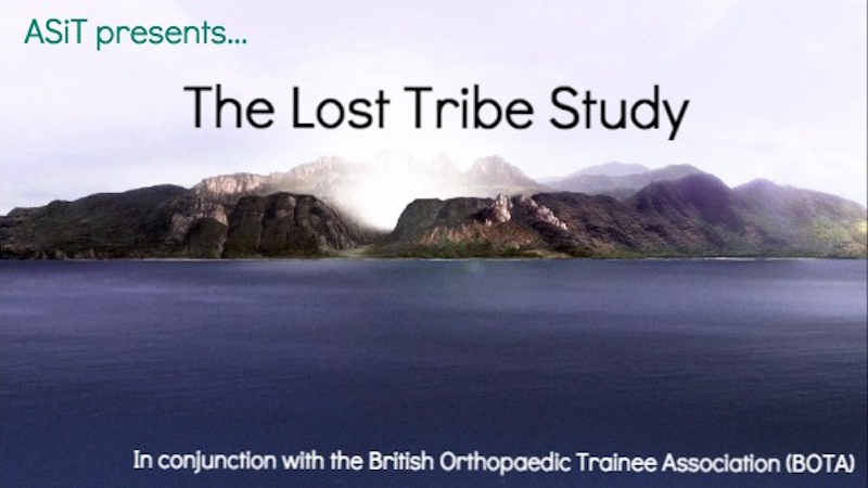 The Lost Tribe Study