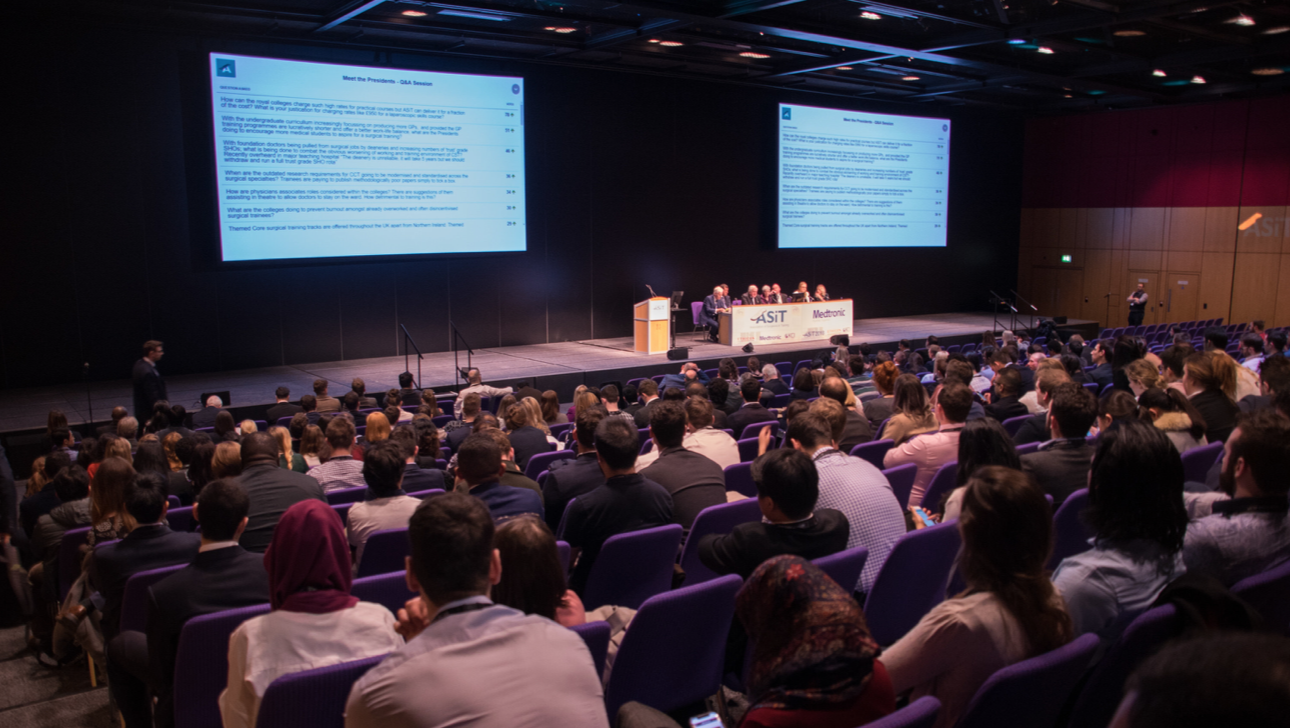 ASiT 2019 Conference Programme Announced!