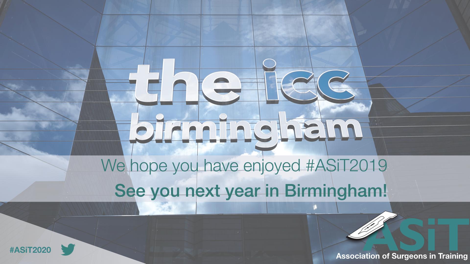 ASiT 2020 Conference Venue Announced!